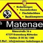 Jörg Maternaer - Bedachungen