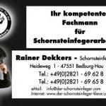 Schornsteinfegermeister Dekkers